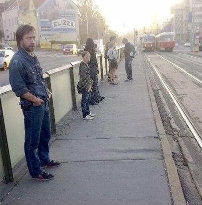 Чак Норрис В России