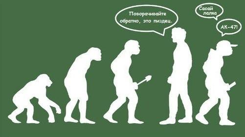 Конец эволюции