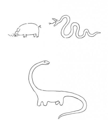 Происхождение диплодоков