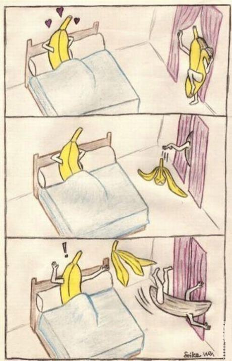 Из жизни бананов