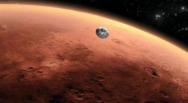 Реалити шоу с Марса