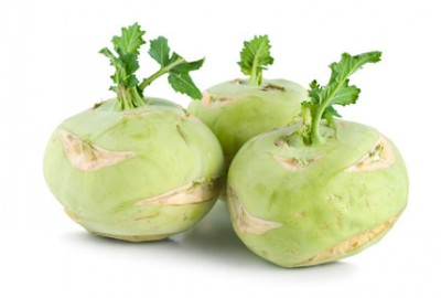 Овощи - Кольраби