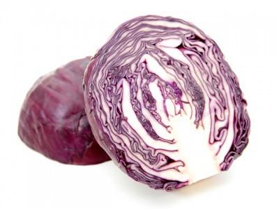 Овощи - Капуста краснокочанная