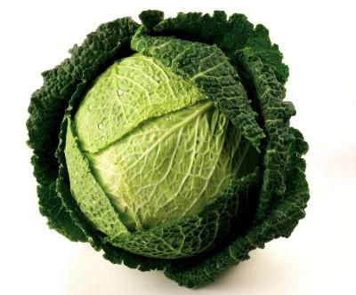 Овощи - Капуста савойская