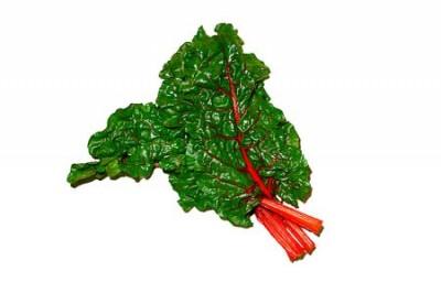 Овощи - Свекла листовая (Мангольд)