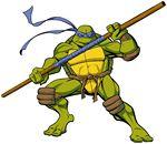 Черепашки ниндзя Донателло (Donatello)