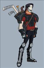 Черепашки ниндзя Кейси Джонс (Casey Jones)