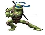 Черепашки ниндзя Леонардо (Leonardo)