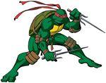 Черепашки ниндзя Рафаэль (Raphael)