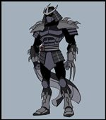 Черепашки ниндзя Шреддер (Shredder) или Ороку Саки (Oroku Saki)
